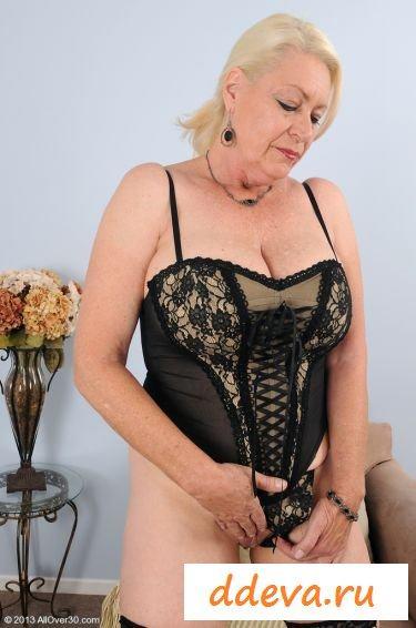 Интимные прелести прозорливой бабули