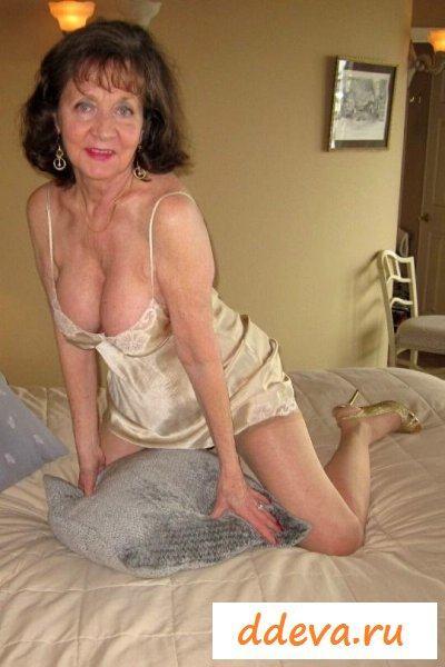 Подборка фото с сладчайшими голыми старушками